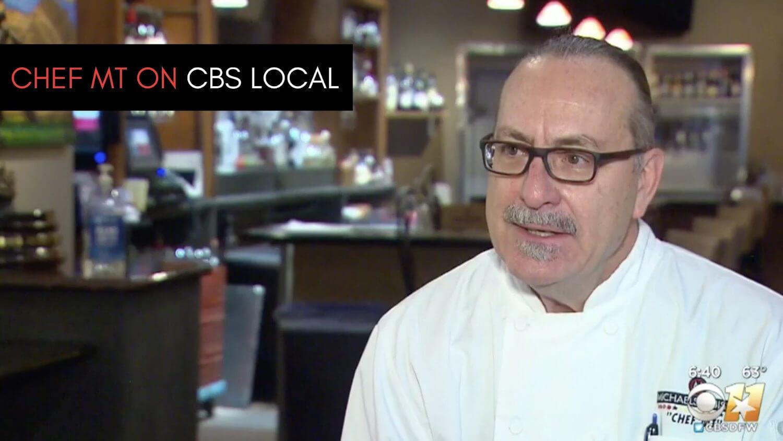 Chef MT on CBS DFW