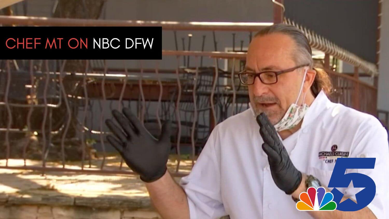 Chef MT on NBC DFW